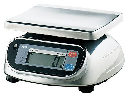 『 SL-5000WP 『 業務用秤 5kg キッチンスケール 』防水・防塵デジタル秤 5kg SL-5000WP, トキワムラ:096b93c5 --- sunward.msk.ru