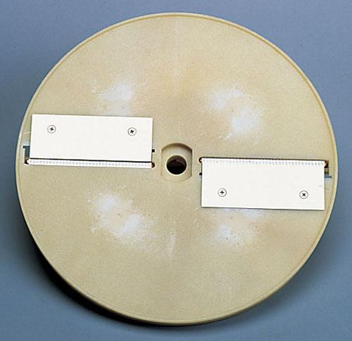 『 万能調理機 ツマキリ スライサー 』KB-745E・733R用タンザク盤 1.2mm×3.0mm