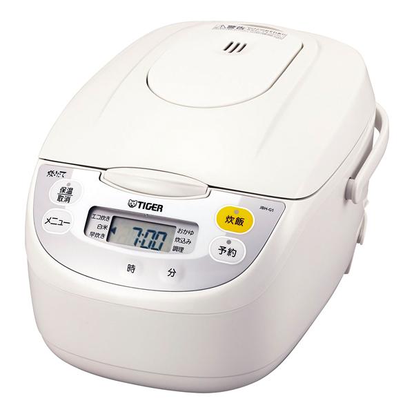タイガー マイコン炊飯ジャー JBH-G181