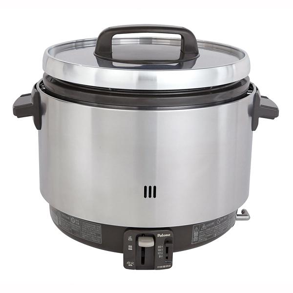 【 業務用炊飯器 】パロマ ガス炊飯器 涼厨[フッ素内釜] LPガス ご飯釜