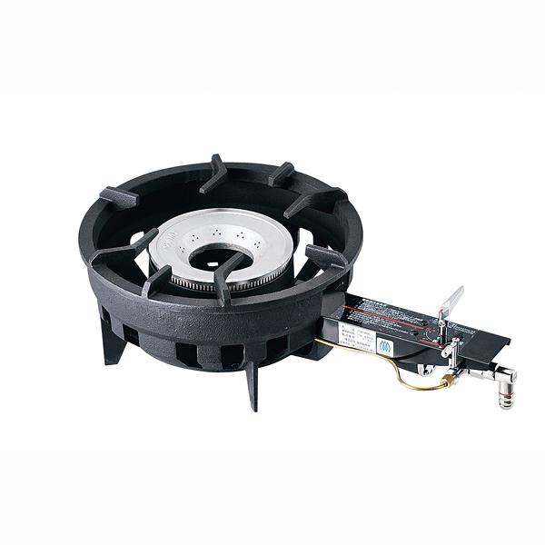 『 鋳物コンロ 鋳物ガスコンロ ガスコンロ 』業務用 業務用ガスコンロ TOMー8000 LPガス
