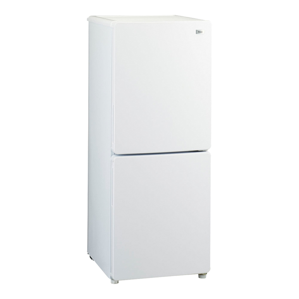 ハイアール 2ドア冷凍冷蔵庫 JR-NF148A(W) 【 メーカー直送/代引不可 】