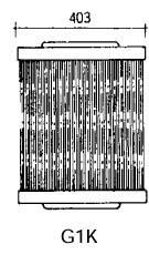 『 焼き物器 グリラー 』グリットバー[スチール製] G1K【 メーカー直送/後払い決済不可 】