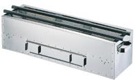 『 焼き物器 炭火バーベキューコンロ コンロ 』業務用 木炭用コンロ 900×180×H165mm