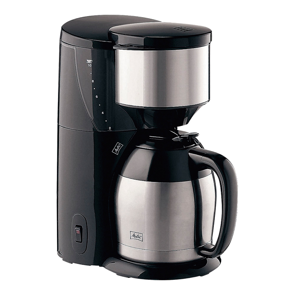 メリタ コーヒーメーカー アロマサーモ 10カップJCM-1031SZ