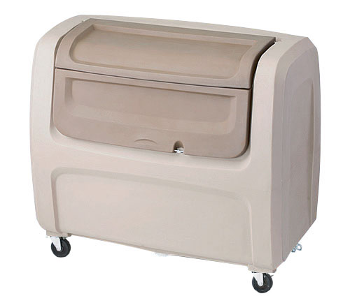 『 ゴミ箱 ゴミステーションボックス 』セキスイ ダストボックスDX #800標準型 DX8BE ベージュ【 メーカー直送/後払い決済不可 】