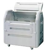 『 ゴミ箱 ゴミステーションボックス 』セキスイ ジャンボダストボックス#700 SDBS70H キャスター無【 メーカー直送/後払い決済不可 】
