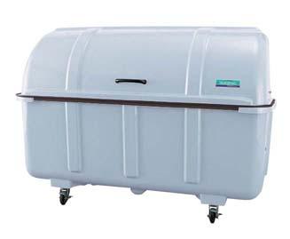 『 ゴミ箱 ゴミステーションボックス 』ジャンボステーション J1500G キャスター付【 メーカー直送/代金引換決済不可 】
