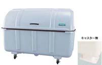『 ゴミ箱 ゴミステーションボックス 』ジャンボステーション J1500G キャスター無【 メーカー直送/代金引換決済不可 】