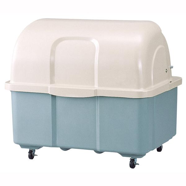 『 ゴミ箱 ゴミステーションボックス 』ジャンボペール HG800-T【 メーカー直送/代金引換決済不可 】