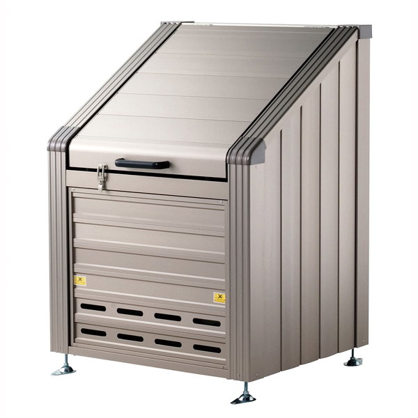 『 ゴミ箱 ゴミステーションボックス 』ゴミステーション GS-090S【 メーカー直送/後払い決済不可 】
