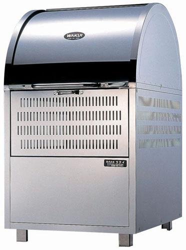『 ゴミ箱 ゴミステーションボックス 』環境ステーション スタンダードタイプ WS-600 キャスター付【 メーカー直送/代金引換決済不可 】