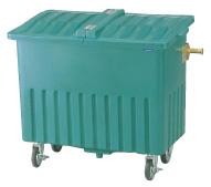 『 ゴミ箱 ゴミステーションボックス 』エコカート P600【 メーカー直送/代金引換決済不可 】