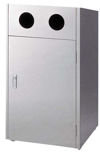 【 ダストボックス 屋外 】 リサイクルボックス MT L2 【 メーカー直送/代引不可
