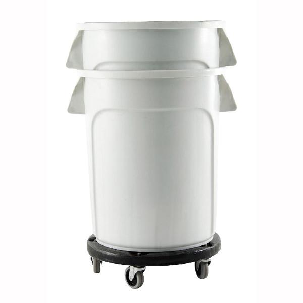 『 ゴミ箱 丸ポリペール 』トラスト 野菜水切コンテナセット 8421 75L
