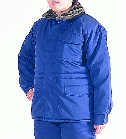 超低温 特殊防寒服MB-102 上衣 L 【 防寒服 】
