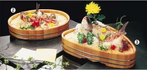 サワラ 小判 盛込桶 1号 【 業務用 【 和食 懐石 】