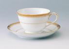 チャイナ カップ&ソーサー6客入 3859C・S/6124 【 業務用 【 Noritake ノリタケ コーヒー 紅茶 】