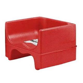 【まとめ買い10個セット品】 キャンブロ ブースターシート 200BC ホットレッド【 家具 子供用椅子 ベビーチェア 】