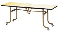 フライト 角テーブル KA1875 【 メーカー直送/代金引換決済不可 】 【 業務用 【 家具 角テーブル 】