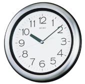 セイコー キッチン&バスクロック KS463S 【 業務用 【 SEIKO[セイコー] 時計 】