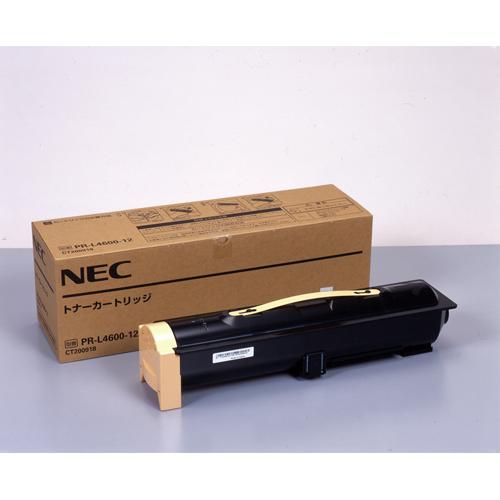 【まとめ買い10個セット品】 モノクロレーザートナー PR-L4600-12 ブラック