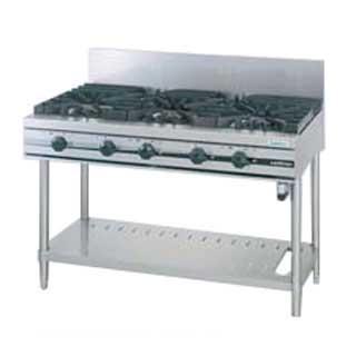 タニコー 業務用ガステーブル ウルティモシリーズ TSGT-1232 1200×600×800 【 メーカー直送/後払い決済不可 】