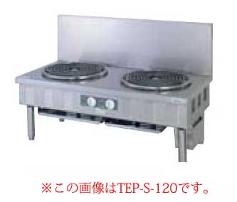 タニコー 電気ローレンジ TEP-S-100A 【 メーカー直送/後払い決済不可 】