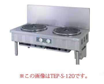 タニコー 電気ローレンジ TEP-S-120A 【 メーカー直送/後払い決済不可 】