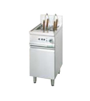 タニコー 電気ゆで麺器 TEU-4AL【 メーカー直送/後払い決済不可 】