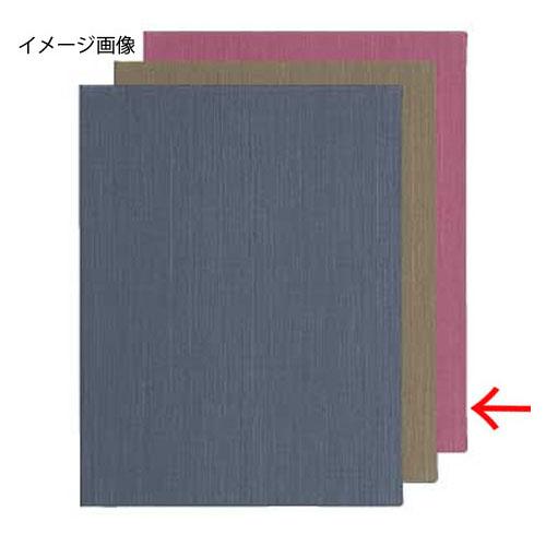 【まとめ買い10個セット品】シンビ メニューブック スリム-B-PR-101 赤