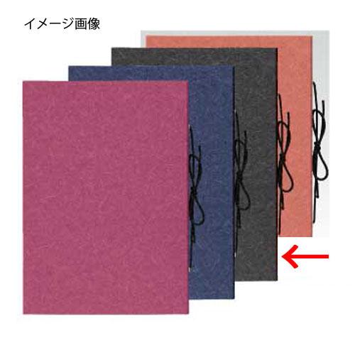 【まとめ買い10個セット品】シンビ メニューブック LS-123 黒