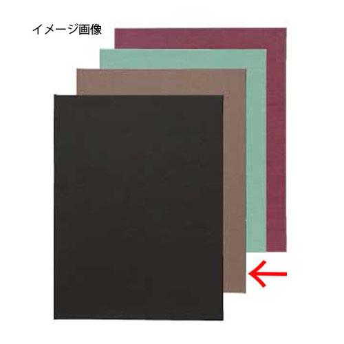 【まとめ買い10個セット品】シンビ メニューブック KJ-101 茶