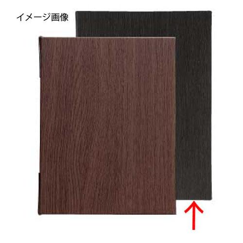 【まとめ買い10個セット品】シンビ メニューブック LS-12 黒