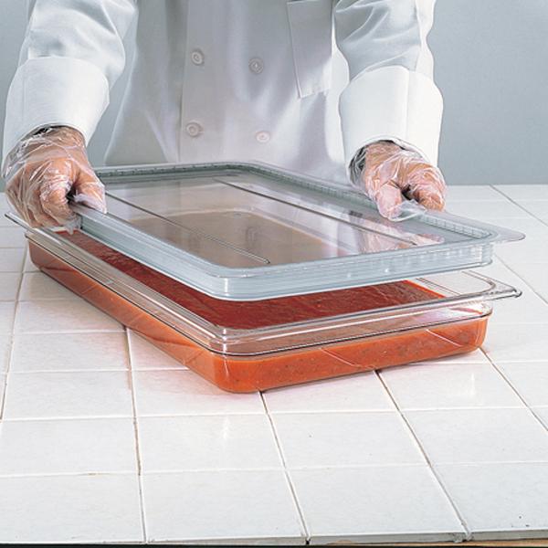 フードパン用ラバー付密封カバー 1/110CWGL:厨房卸問屋 名調
