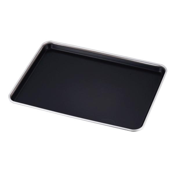 【まとめ買い10個セット品】 【即納】 アルミ ナノ・コーティング 天板 ヨーロッパサイズ T091066