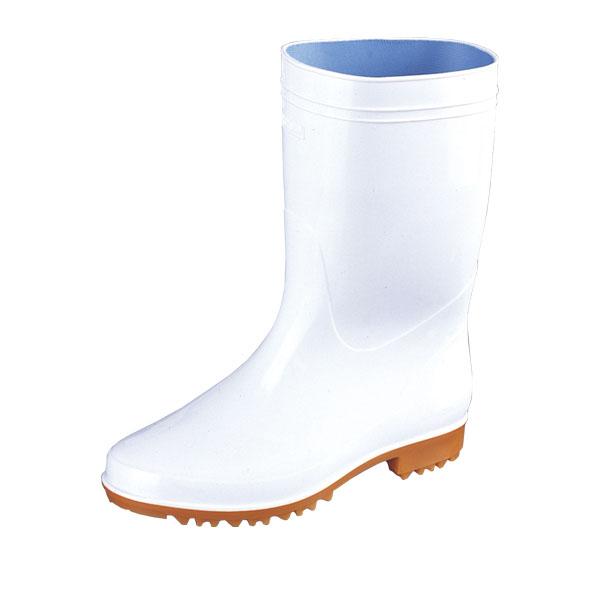 【即納】【まとめ買い10個セット品】 長靴 ゾナG3 耐油 24.0cm 白