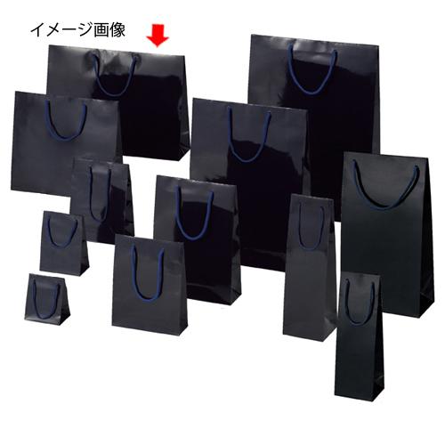 【まとめ買い10個セット品】ブライトバッグ 紫紺 45×12×33 150枚【 店舗什器 小物 ディスプレー ギフト ラッピング 包装紙 袋 消耗品 店舗備品 】
