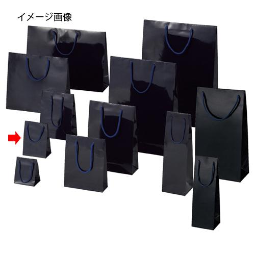 【まとめ買い10個セット品】ブライトバッグ 紫紺 12×7×16.5 10枚【 店舗什器 小物 ディスプレー ギフト ラッピング 包装紙 袋 消耗品 店舗備品 】