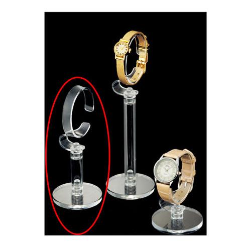 【まとめ買い10個セット品】時計立て 婦人用 H11.8cm 5個【 店舗什器 小物 ディスプレー パネル ディスプレー 棚 店舗備品 】