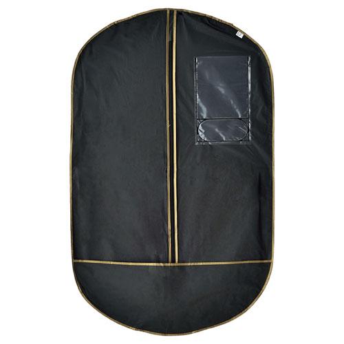 【まとめ買い10個セット品】 テーラーバッグ S型 黒 10枚【店舗什器 小物 ディスプレー ハンガー店舗備品】