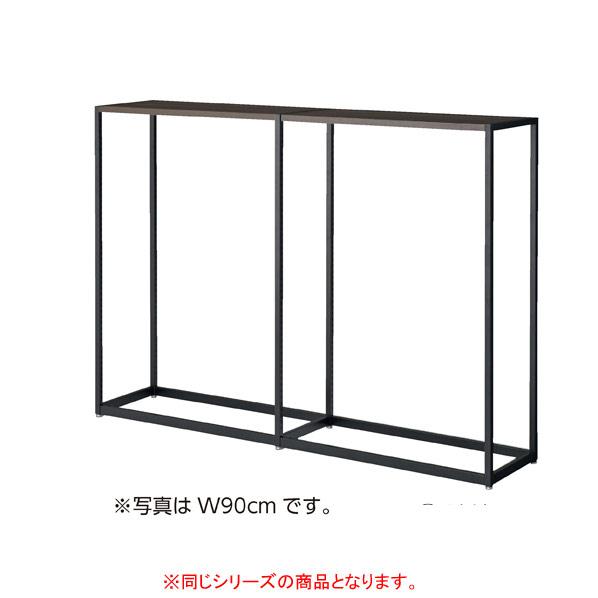 【まとめ買い10個セット品】 LR4中央片面ブラック 連結 W120×H135cm オークフロマージュ 木天板セット