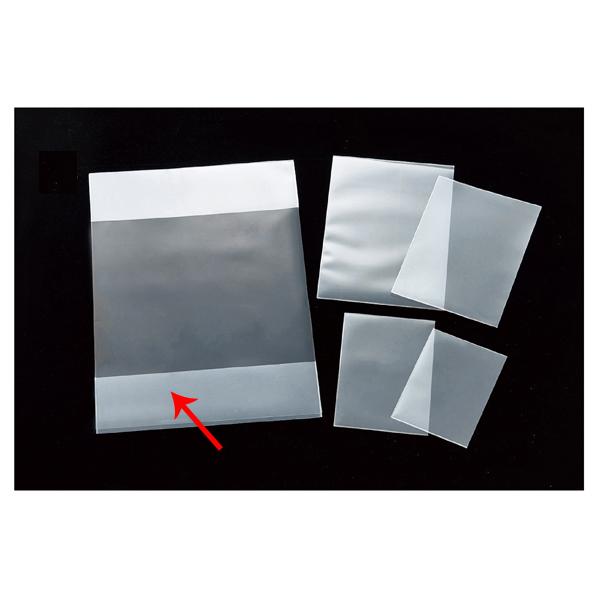 【まとめ買い10個セット品】 貼り付きけソフトカードケース B2 2枚