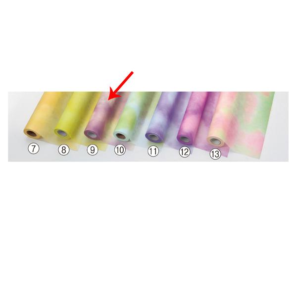 【まとめ買い10個セット品】 ミックス ラベンダー/クリーム 1巻