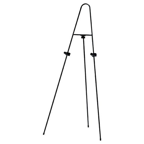 87016 シルバー ナカバヤシ 【個数:1個】 【ポイント10倍】 スチールイーゼル EZ−501S [87016]