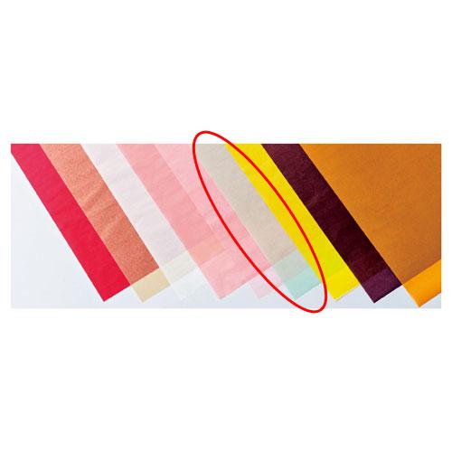 【まとめ買い10個セット品】 カラーワックスペーパー ミント 50枚【店舗備品 包装紙 ラッピング 袋 ディスプレー店舗】