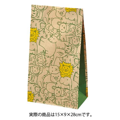 【まとめ買い10個セット品】パズール 15×9×28 1000枚【 店舗備品 包装紙 ラッピング 袋 ディスプレー店舗 】