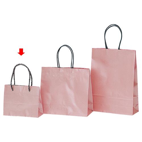 33×10×45 150枚 アサギ 【店舗備品 包装紙 ラッピング 袋 ディスプレー店舗】 ブライトバッグ