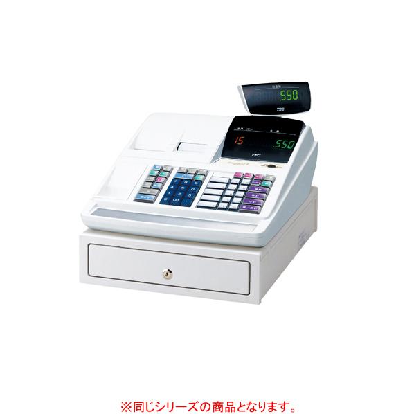 【まとめ買い10個セット品】 東芝テック レジスター5部門MA-550 ブラック