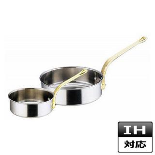 ソテーパン スーパーデンジ ソテーパン 蓋無 27cm IH  メイチョー